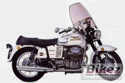 1968 Moto Guzzi V7 Sport 750 Special