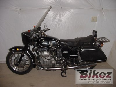 1970 Moto Guzzi V 7 photo
