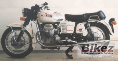 1971 Moto Guzzi V7 Spezial photo