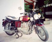 1972 Moto Guzzi V7 750 Sport photo