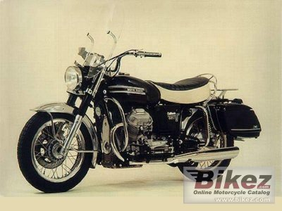 1973 Moto Guzzi V7 850 California photo