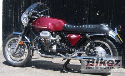 1973 Moto Guzzi V7 750 Sport