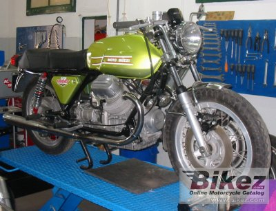 1974 Moto Guzzi V7 750 Sport photo