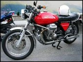 1975 Moto Guzzi 850 T photo