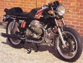 1975 Moto Guzzi 750 S photo