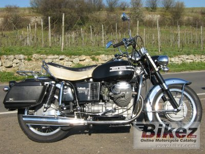 1975 Moto Guzzi 850 California Specifications And Pictures