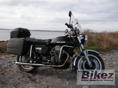 1976 Moto Guzzi V 1000 I-Convert photo