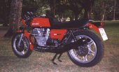 1976 Moto Guzzi 850 Le Mans photo