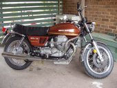 1976 Moto Guzzi 850 T 3 photo