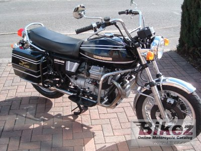 1976 moto guzzi 850 t 3 california specifications and pictures. Black Bedroom Furniture Sets. Home Design Ideas