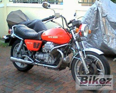 1977 Moto Guzzi 850 T 3