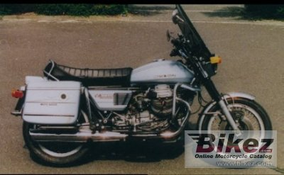 1978 Moto Guzzi V 1000 I-Convert photo