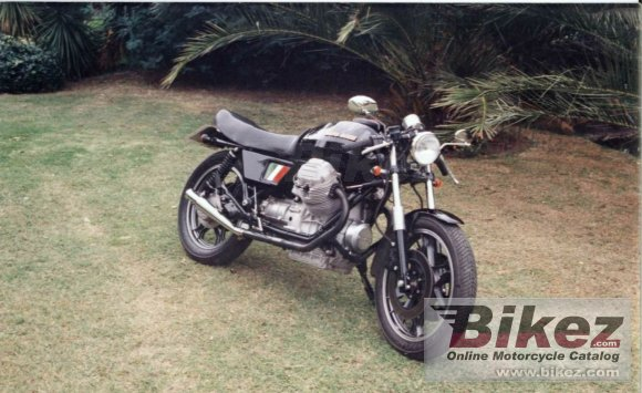 1978 Moto Guzzi V 1000 SP photo