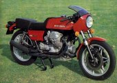 1978 Moto Guzzi 850 Le Mans photo