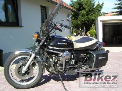 1978 Moto Guzzi 850 T 3 California photo