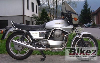 1979 Moto Guzzi V 1000 SP photo