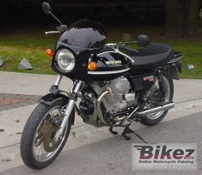 1979 Moto Guzzi V 1000 G 5 photo