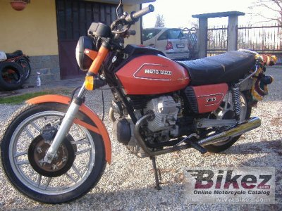 1979 Moto Guzzi V 35 photo