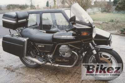 1980 Moto Guzzi V 1000 SP photo