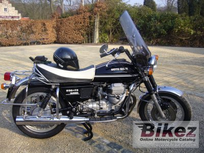 1980 Moto Guzzi 850 T 3 California photo
