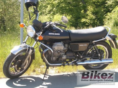 1980 Moto Guzzi 850 T 3 photo
