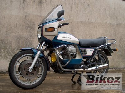 1981 Moto Guzzi V 1000 SP photo
