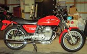 1982 Moto Guzzi V 50 III photo