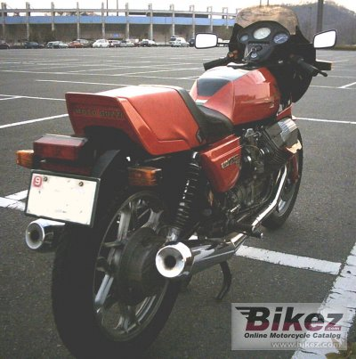 1982 Moto Guzzi 850 Le Mans 111 photo