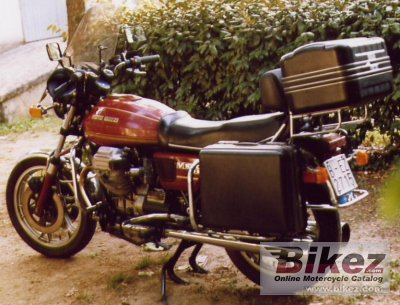 1982 Moto Guzzi V 1000 G 5 photo