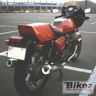 1982 Moto Guzzi 850 Le Mans 111