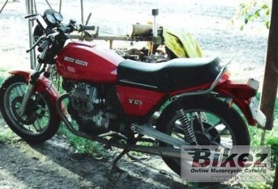1983 Moto Guzzi V 65 photo