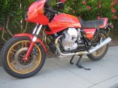 1983 Moto Guzzi 850 Le Mans III photo