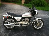 1984 Moto Guzzi V 65 SP photo