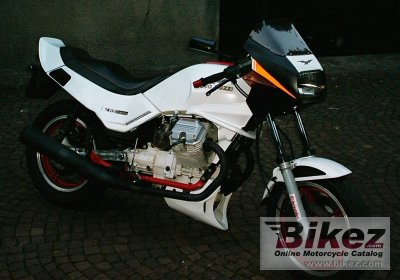1984 Moto Guzzi V 65 Lario photo