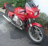 1984 Moto Guzzi 850 Le Mans III photo