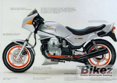 1985 Moto Guzzi V 65 Lario photo