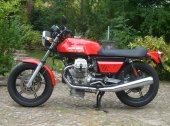 1986 Moto Guzzi V 75 photo
