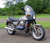 1986 Moto Guzzi V 1000 SP II photo