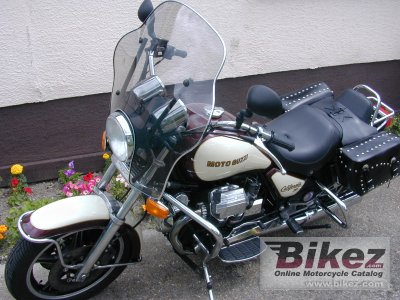 1988 Moto Guzzi V 1000 California III photo