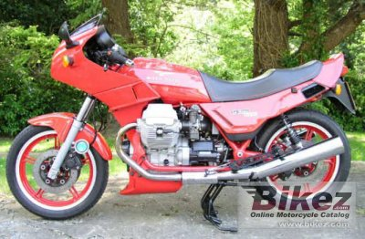 1989 Moto Guzzi V 1000 Le Mans V photo