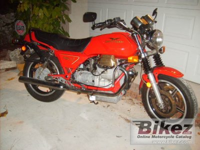 1990 Moto Guzzi Mille GT photo