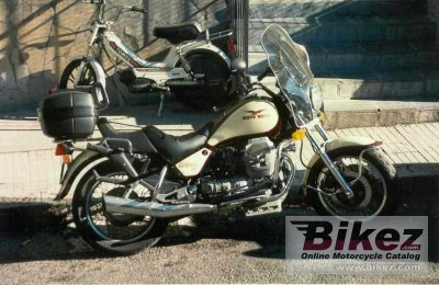 1990 Moto Guzzi V 1000 California III photo