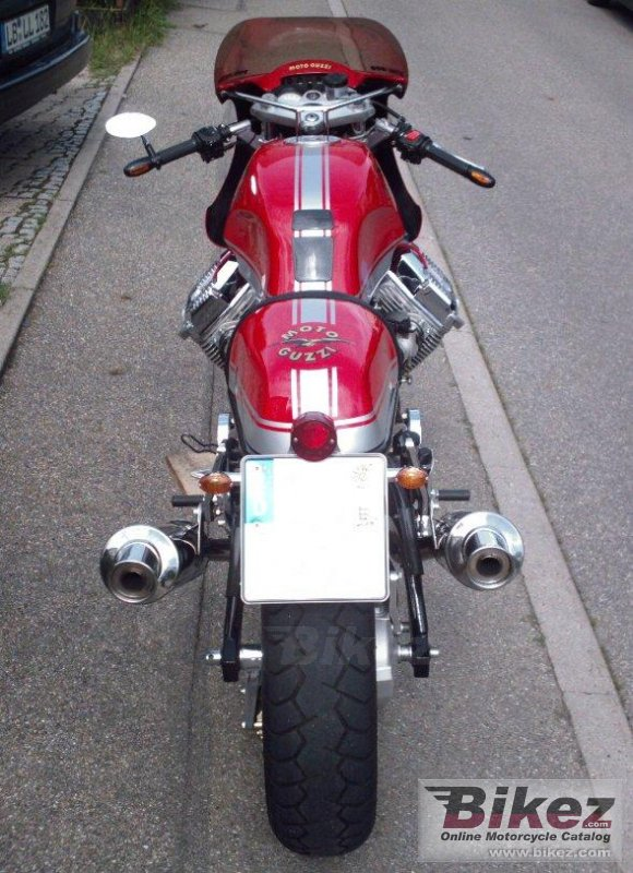 1992 Moto Guzzi 1000 Daytona Injection
