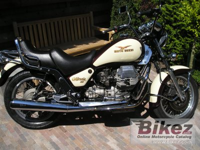 1992 Moto Guzzi California III
