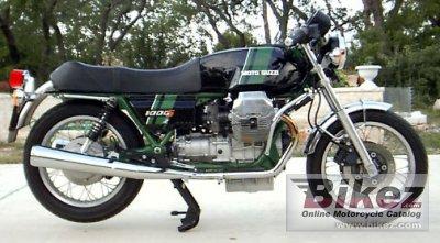1993 Moto Guzzi 1000 S
