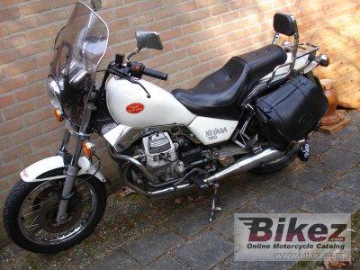 1993 Moto Guzzi Nevada 750