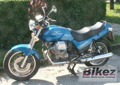 1994 Moto Guzzi 1000 Strada photo
