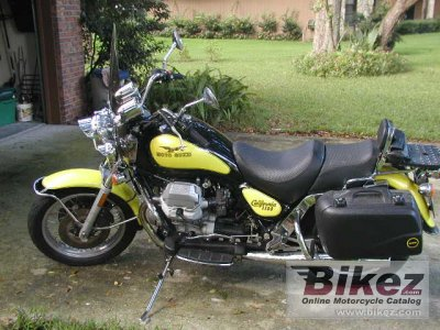 1996 Moto Guzzi California 1100 photo