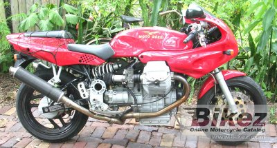 1996 Moto Guzzi Sport 1100 photo