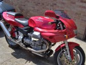 1997 Moto Guzzi Sport 1100 Injection